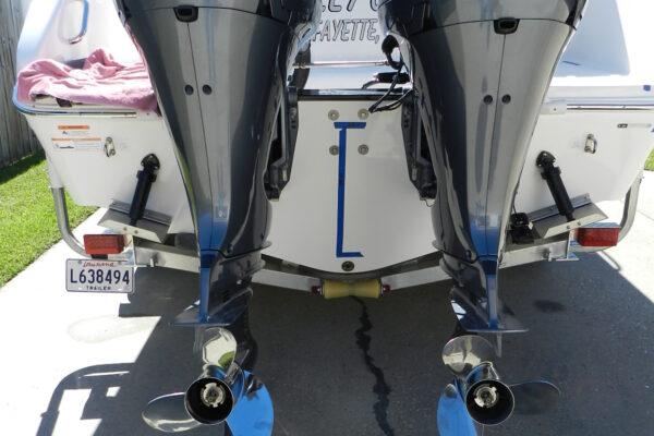 Used 200HP Yamaha Outbord Motor 222