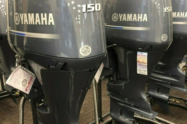 Yamaha 150 hp 2