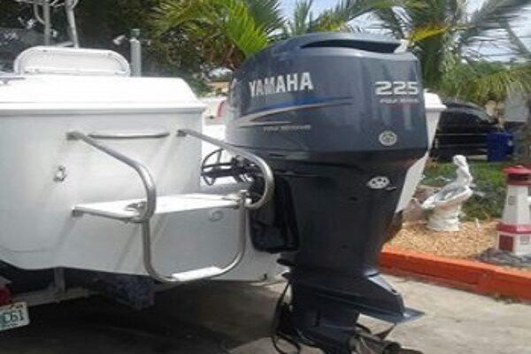 Yamaha 225 hp R2