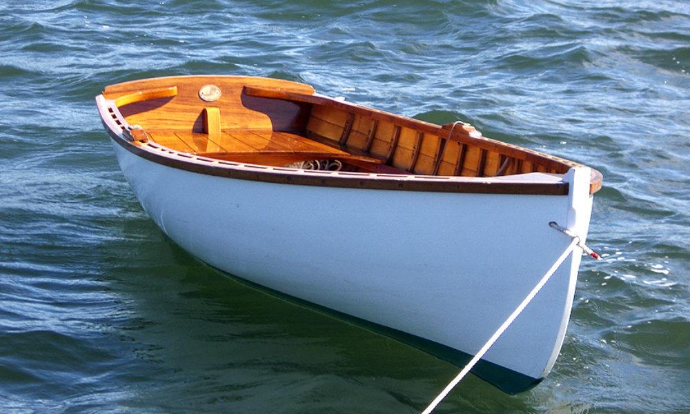 12′ Wooden Whaler