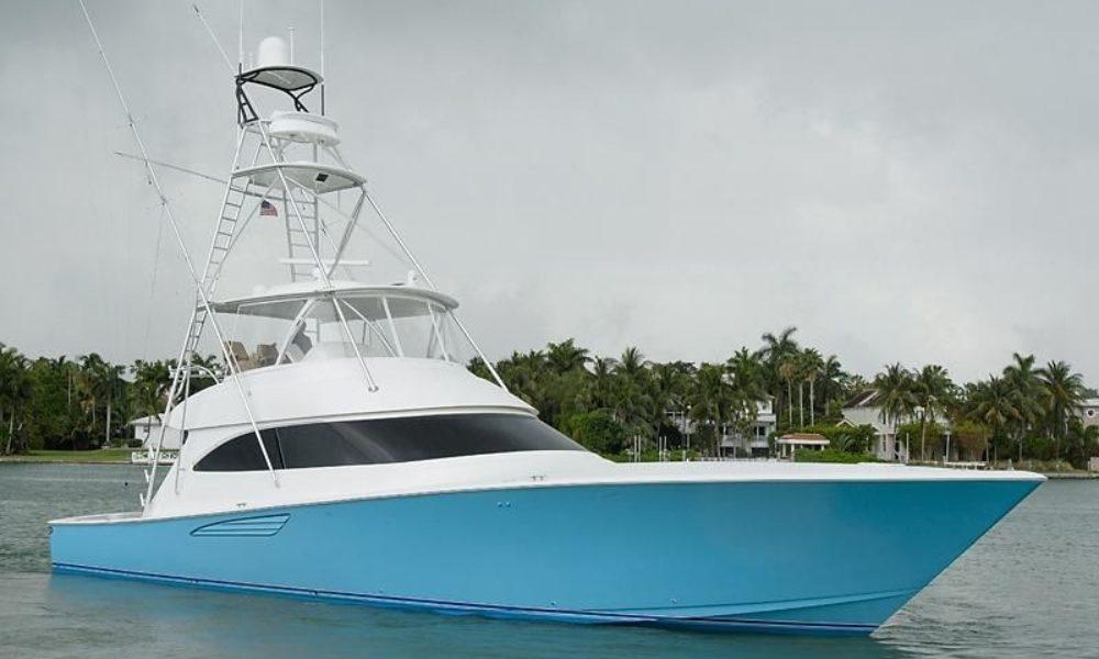 Viking Yacht 62